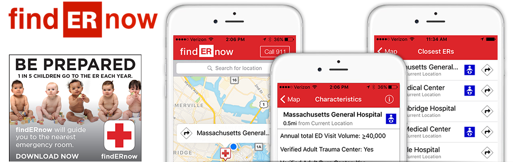 findERnow — Download our mobile app!