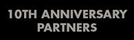 10 Year Anniversary Partners